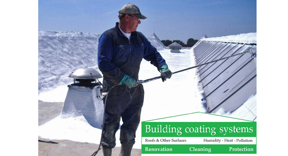 building coating systems
